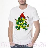 Футболка Дракон арт.048