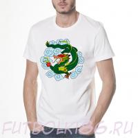 Футболка Дракон арт.050
