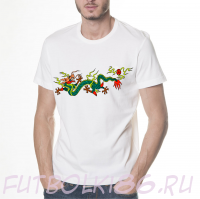 Футболка Дракон арт.051