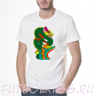 Футболка Дракон арт.059
