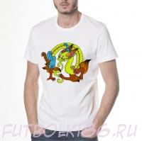 Футболка Дракон арт.060
