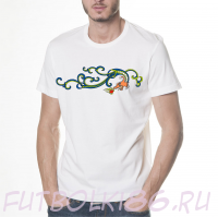 Футболка Дракон арт.062