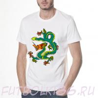 Футболка Дракон арт.069
