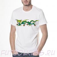 Футболка Дракон арт.071