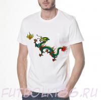 Футболка Дракон арт.072