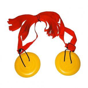 Разметка для пляжного волейбола с якорями