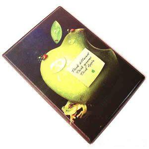 """Обложка """"Яблоко зеленое"""""""
