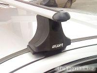 Багажник на крышу Fiat Albea, Атлант, аэродинамические дуги