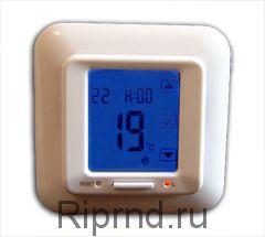 Терморегулятор для теплого пола ТР-3700 Beta+недельный таймер