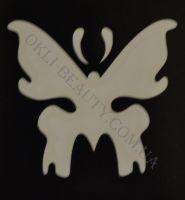 Трафареты для боди-арта, био-тату Z 241
