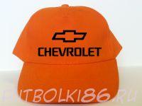 Бейсболка Chevrolet