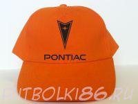 Бейсболка Pontiac