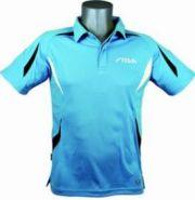 Теннисная рубашка Stiga Style (голубой)