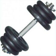 Гантель разборная 12 кг , гриф L-36см ( SDA ) 1шт 001626ss