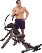 BodySolid GAB-300 Тренажер для мышц брюшного пресса (свободные веса)