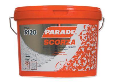 PARADE DECO SCORZA S120 Декоративное покрытие (15 кг)