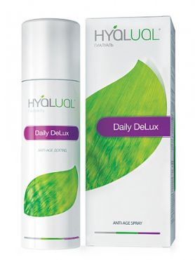 HYALUAL Daily Delux Спрей Anti-Age 150 мл.