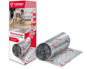 Thermo Нагревательный мат под ламинат Thermomat  (термомат) for parquet & laminate TVK-130 LP 6 м.кв