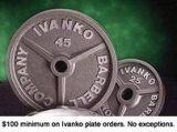 Диски Ivanko OM (металлические) Д-51-мм