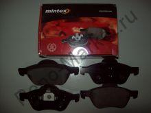 Тормозные колодки передние (LagunaII) Mintex MDB2226  аналог 7701206598, 7701208183, 410600012R
