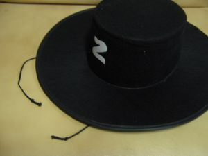 Шляпа Зорро-2