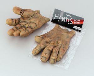 Гигантские руки-перчатки