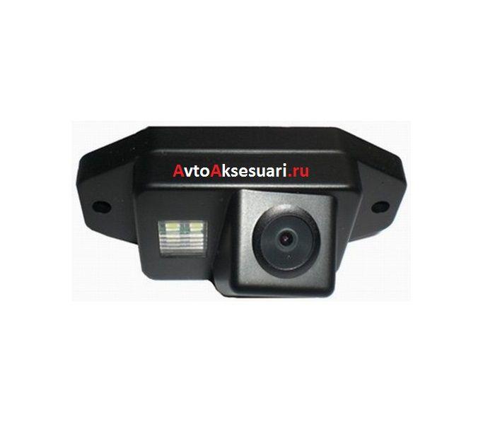 Камера заднего вида для Toyota Prado с колесом