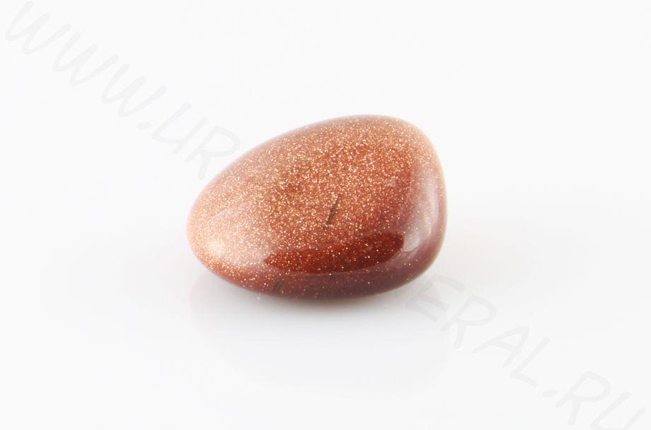 Авантюрин коричневый