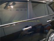Молдинги окон для Toyota Land Cruiser Prado 150
