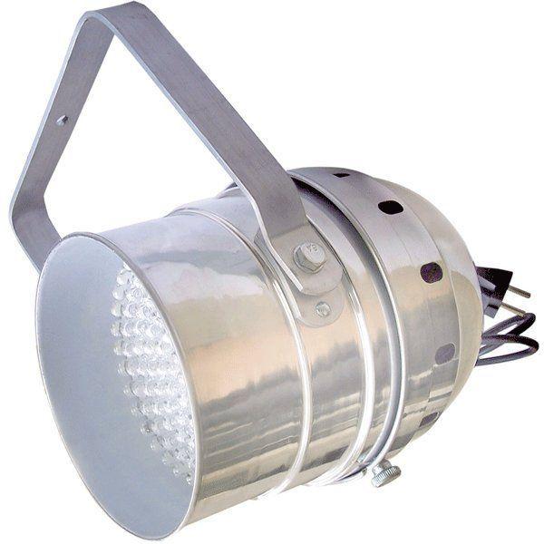 INVOLIGHT LEDPar56/AL Светодиодный RGB прожектор  (хром)