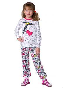 Комплект для девочки Р2114715 Белоруссия Свитанок
