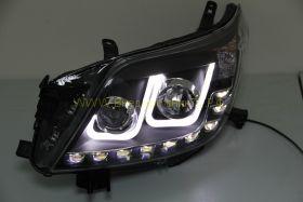 Передняя альтернативная оптика  (Тип 4) для Toyota Land Cruiser Prado 2010