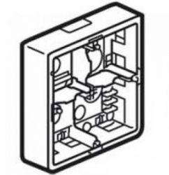 Коробка для накладного монтажа Legrand Mosaic  (арт.80274)