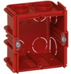 Коробка Batibox для кирпичных стен, 1 пост, 60мм(арт.80161)