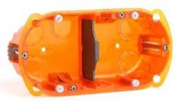 Коробка Batibox повышенной прочности, 2 поста, 40мм(арт.80102)