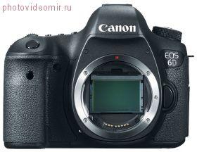Цифровая зеркальная фотокамера Canon EOS 6D Body