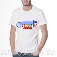 Футболка с гуглом арт.7
