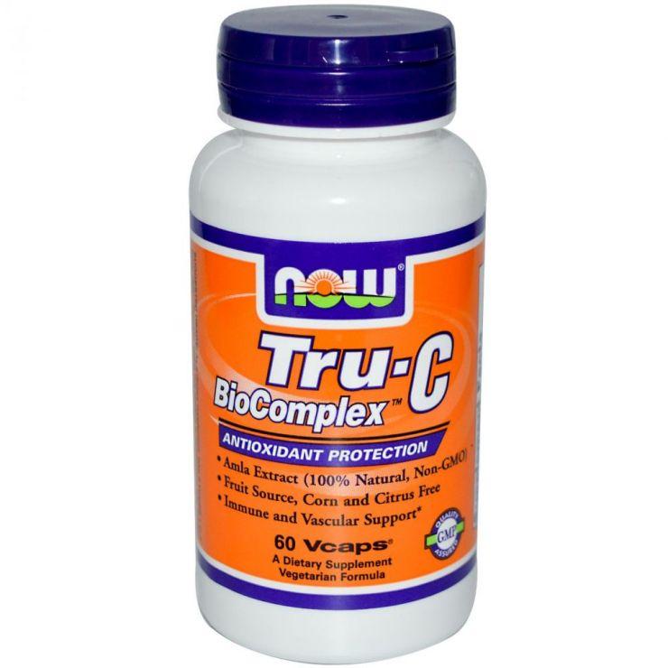 Now Foods Tru-C (Витамин С)
