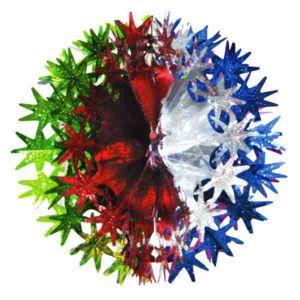 «Звездный шар»», диаметр 35см