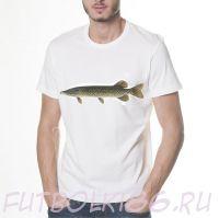 Футболка для рыбаков арт.004