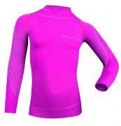 Блуза термо юниор Art: LS001250/LS020 BRUBECK розовый