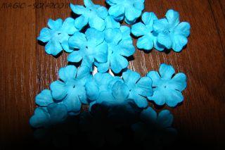 """Цветочки """"Небесно голубой"""" (маленькие)"""