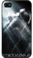 Чехол для смартфона с рисунком Игры арт.010
