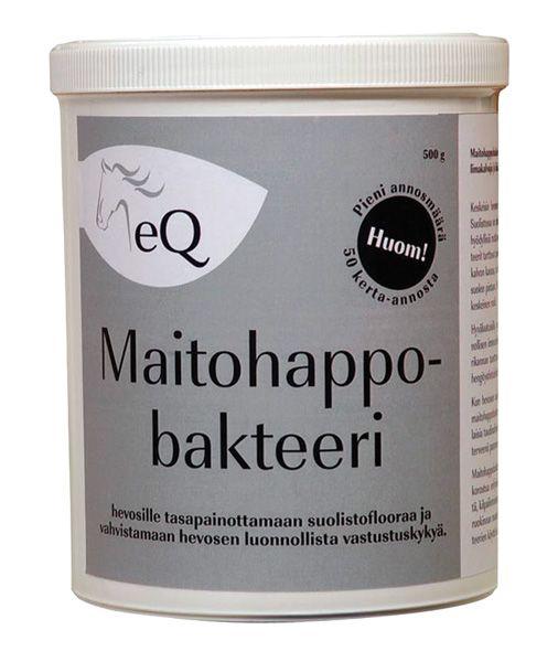 "EQ Комплекс молочно-кислых бактерий с витаминами ""Е"", ""С"" и зверобоем. Во время стресса. 500 гр."