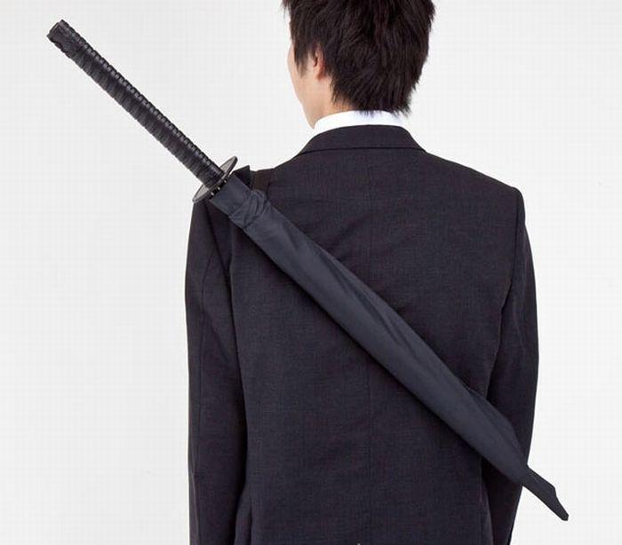 Зонт-катана