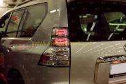 Задняя альтернативная оптика диодная (Тип 10) для Toyota Land Cruiser Prado 150