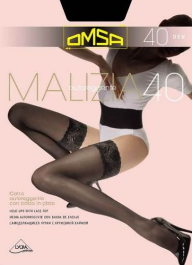 чулки OMSA Malizia 40