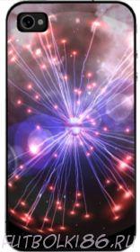 Чехол для смартфона с рисунком Космос арт.09