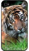 Чехол для смартфона с рисунком Животные арт.05