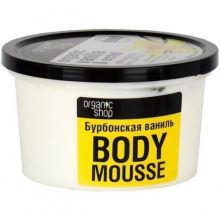 Мусс для тела бурбонская ваниль